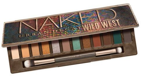 Urban Decay's Naked Wild West eye shadow