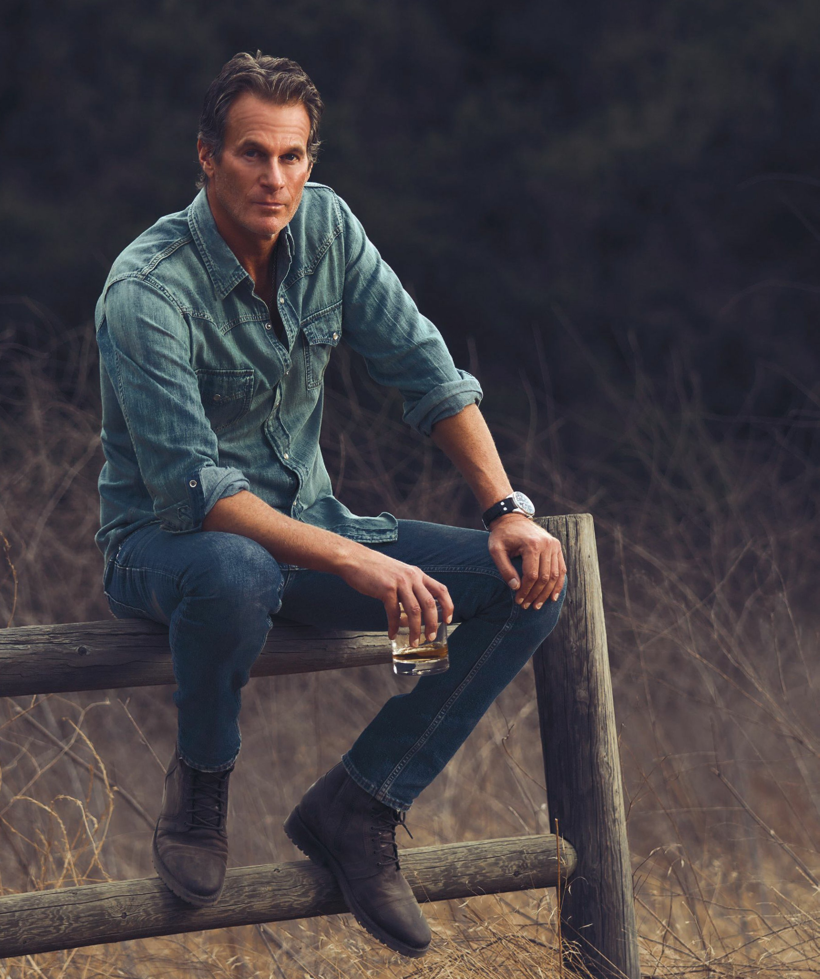 Rande Gerber is constantly on the lookout for new collaborations. PHOTO COURTESY OF BRANDS